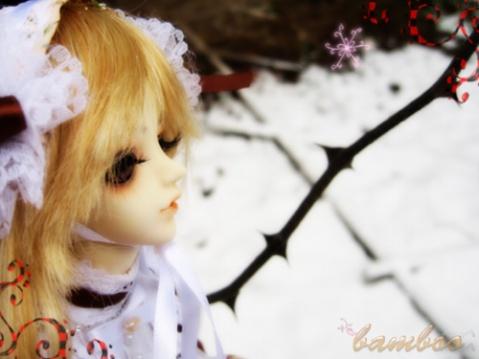 snowkiki - Cue.tea - 当睫毛粘上蛛丝