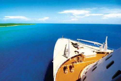 世界上最奢华的远洋邮轮:比巴拿马运河还宽 - 城市地理 - 《城市地理》官方博客