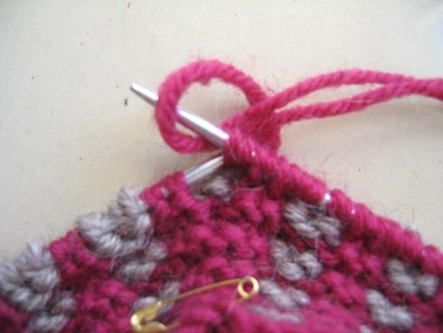 教您如何织一双冬季的毛拖鞋 - 遇缘 DIY - 【胖美人】大码女装