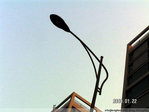 印象2009 之 软件园日落  - 易江南 - 纪念,为了遗忘