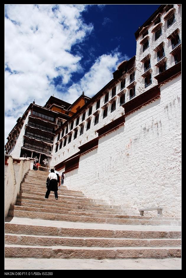 青藏高原之行_____无语布达拉 - 西樱 - 走马观景