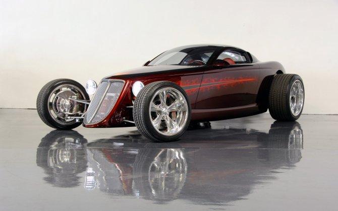 世界级酷车 - 热力开场 -  热力开场