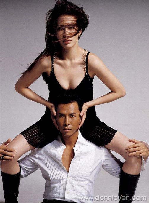 演艺圈最知名的十对老夫少妻 - 陈芝麻烂谷子 - 星光灿烂