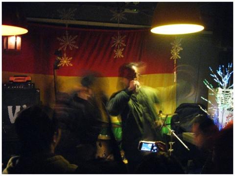大团结hiphop派对 @ 喜窝 - YцКIκО~ -        悠樂園