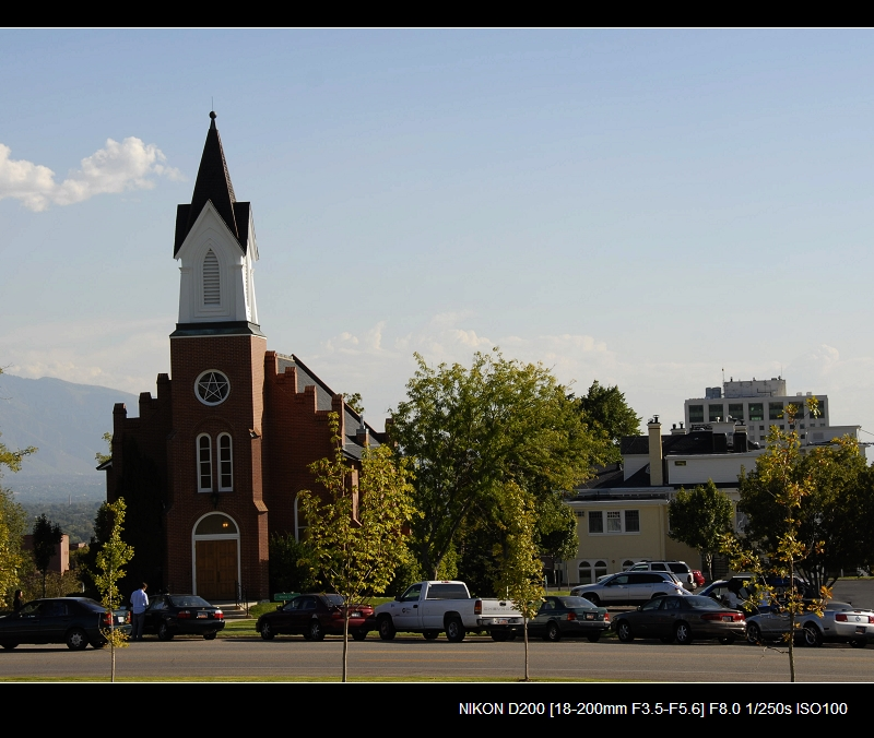 摩门教之都—盐湖城 - 西樱 - 走马观景