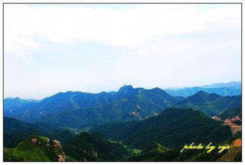 [原创]神州山水(15)山西宁武云中山《鹊桥仙》 - 自由诗 - 人文历史自然 诗词曲赋杂谈