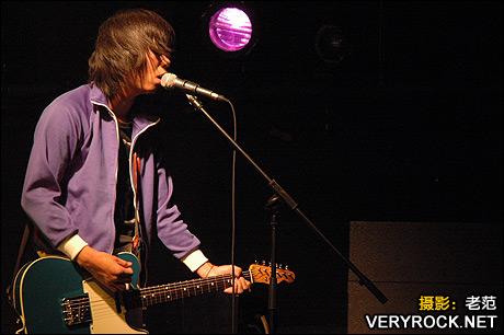 2007年11月3日 Rock  Electro Party - 刺猬乐队现场 - 老范 - 老范的博客