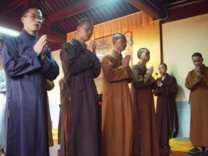 龙泉寺简讯(4月26日) - 项羽 - 项羽 的博客