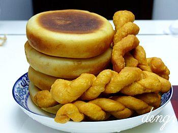 婆婆做的媳妇饼 - 可可西里 - 可可西里
