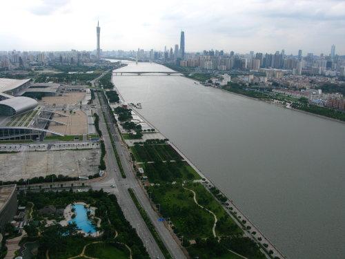 广州的天际线很美丽 - 余英 - 余英 的博客