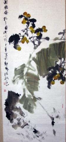 作品欣赏(十六) - 抱青园主人--陈溪峋 - 陈溪峋--抱青园主人