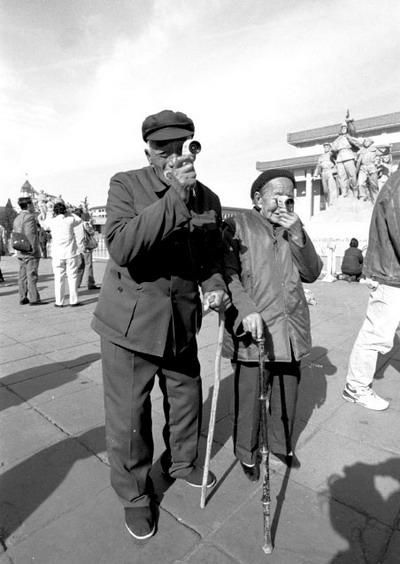 【泪奔】儿子用相机记录父母从晚年直到去世,震撼! - 老三 - 曲水流觞