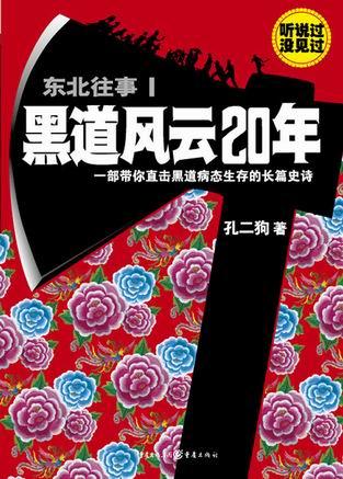 《黑道风云20年》:平庸网络文学之代表作 - 刘放 - 刘放的惊鸿一瞥