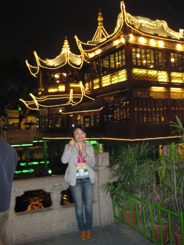 再赴上海 - Jeanne - Jeans house