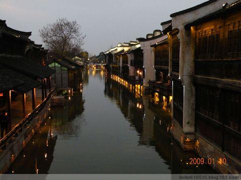 水乡—乌镇拾穗(一) - 人在旅途 - 人在旅途的博客