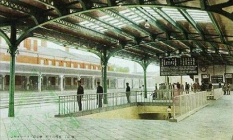 """长春火车站的历史变迁与""""亚细亚""""特快列车(图) - 石學峰 - 薛锋的博客"""