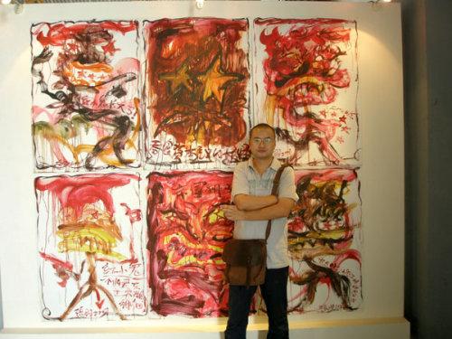 9.19北村现场:张羽和他的红小鬼们 - 张羽魔法书 - 张羽魔法书