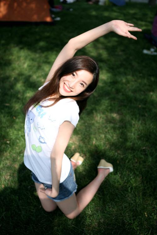 牛仔短裤和美腿的清凉夏天属于ayawawa - ayawawa - ayawawa的博客