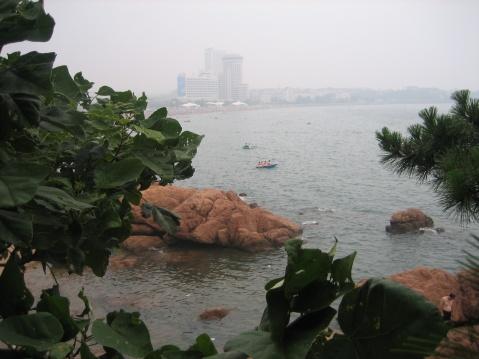 原创暑假青岛快乐游[图文] - 微尘 - 消化百味  享受快乐