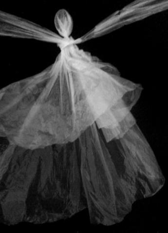 塑料袋所表现的艺术形态 - 迈高画室 - 深圳福田中心区美术培训基地