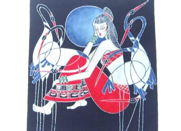 腊染与扎染 - li-qy - 行吟天涯:旅游·少数民族文化