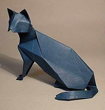 折纸的境界 - 非著名艺术家 - 非著名艺术家的博客