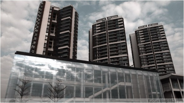 [原]深圳·东角头·半岛城邦 - Tarzan - 走过大地