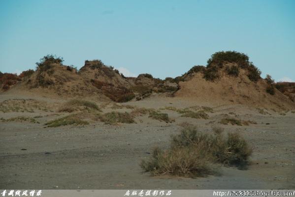 [摄影.原创] 青藏线(五十三)戈壁滩及戈壁公路19P  - 扁脑壳 - 感悟人生