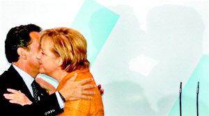 萨克齐与默克尔到底能不能吻? - 也是凡人 - 奋笔疾书