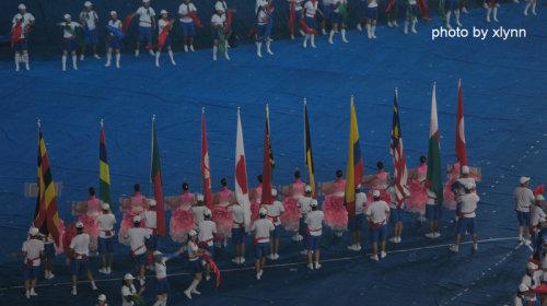 残奥会开幕式全程记录 - 喜琳 - 喜琳的异想世界