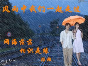 4827,忘不了往昔那段网缘情(原创) - 春风化雨 - 春风化雨的博客