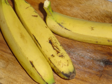 软炸香蕉 - 老月亮 - 老月亮的世界