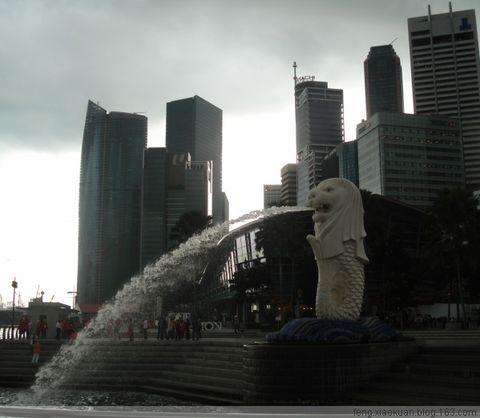 初 识 新 加 坡 - 笑因宽容 - 笑因宽容的博客