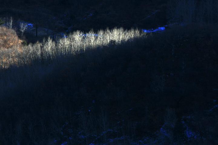 (原创摄影)光线的魅力 - 刘炜大老虎 - liuwei77997的博客