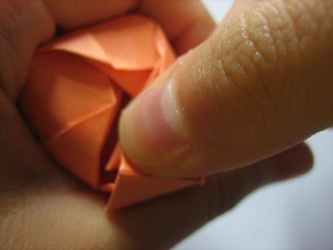 引用 制作纸玫瑰花教程 玻璃心 玻 璃 心
