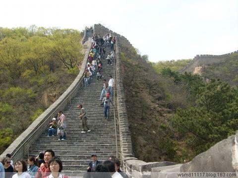 北京八达岭一日游