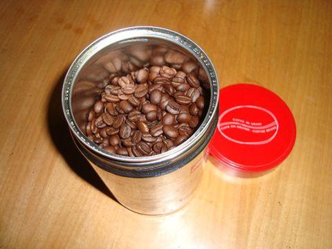 酸酸甜甜的ILLY咖啡豆 - Ocean Liu - Ocean Liu 的博客