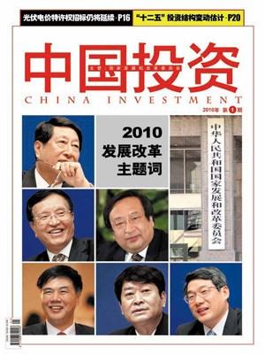 2010发展改革主题词