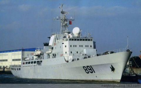 (原创)中国海军试验舰! - 亮★艦! - Sea Quiver