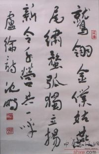 沈鹏书法 - 楚天 - lqp59(楚天)的博客