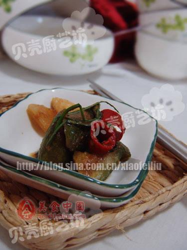 七种泡菜的做法  - 安国的博客 - 安国的博客