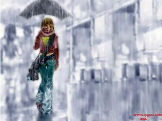 2oo8年6月22日 雨中印像;