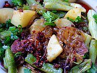 记忆中大锅炖菜的味道(原创) - 可可西里 - 可可西里
