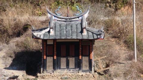 闽南宫庙记略(83):长林宫 - 老陶e - 闽南民俗、风物