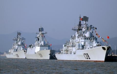 中国海军应该加入反海盗行列 - 司古 - 司古的博客