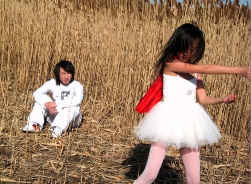 范思威:靖博拍MV,我给师弟当志愿 - 范思威 - 范思威的博客