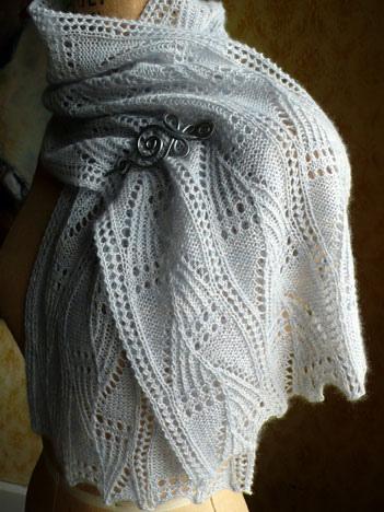 试织围巾 - 雪舞天 - 我的博客