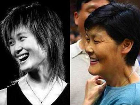 惊爆:当李宇春遇到姚明妈的难言之隐 - 0.2的生命 - 零点二:平民八卦论