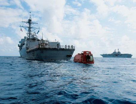 索马里海盗科技攻防战 - 外滩画报 - 外滩画报 的博客