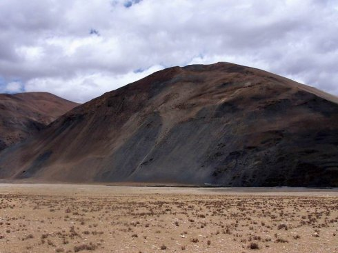 别样风情游西藏:13徒步珠峰(8) - 建龙 - 莫问回程